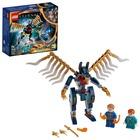 LEGO Super Heroes: Asaltul aerian al Eternilor - 76145