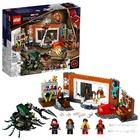 LEGO Super Heroes: Omul Păianjen la Atelierul Sanctum - 76185