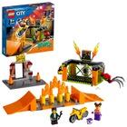 LEGO® City Stuntz Kaszkadőr park 60293