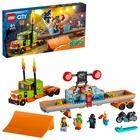 LEGO® City Stuntz Kaszkadőr show teherautó 60294