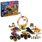 LEGO® City Stuntz Kaszkadőr show aréna 60295