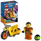 LEGO City: Stuntz Motocicletă de cascadorie-rachetă - 60297