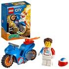 LEGO City: Stuntz Motocicletă de cascadorie-rachetă - 60298