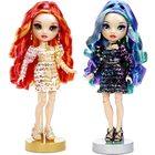 Rainbow High: Ikrek - Laurel & Holly De'Vious divatbaba