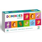 Dodo: Domino cu 28 de piese - model animale