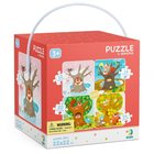 Dodo: Anotimăurile - puzzle 4-în-1