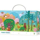 Dodo: Urmărește cu atenție! Prietenii din pădure - puzzle cu 80 de piese