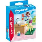 Playmobil: Fogmosás 70301