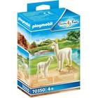 Playmobil: Alpaka kicsinyével 70350