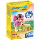 Playmobil 1.2.3: Tündérke rókával 70403