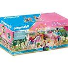 Playmobil: Princess Lecții regale de călărie - 70450