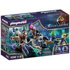 Playmobil: Violet Vale - Patrularea Demonului - 70748
