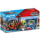 Playmobil: Stivuitor de marfă - 70772
