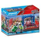 Playmobil: Spațiu depozitare marfă - 70773