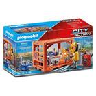 Playmobil: Hegesztő konténerrel 70774