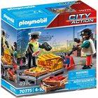 Playmobil: Verificarea vamală - 70775