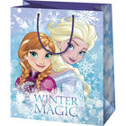 Frozen: Pungă cadou cu model exclusivist - 11 x 6 x 14 cm