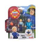 Sam, a tűzoltó: Penny és Gareth figura