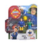 Sam, a tűzoltó: Elvis és Dilys figura