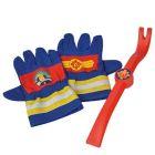 Mănuși de pompier și rangă