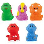 Playgo: Set de 5 marionete pentru degete - Dinozauri