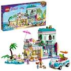 LEGO® Friends Tengerparti házak szörfösöknek 41693