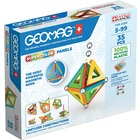 Geomag Supercolor: Recycled - set cu 35 de piese
