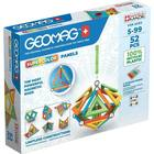 Geomag Supercolor: Recycled - set cu 52 de piese