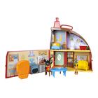 Bing și prietenii: Set de joacă Casa lui Bing cu 2 figurine - 9 piese