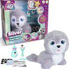 Silver, az interaktív bébi fóka