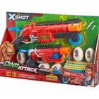 Xshot Dino Attack - Combo Pack szivacslövő fegyverek kiegészítőkkel