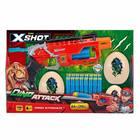 Xshot Dino attack - Dino Striker szivacslövő fegyver kiegészítőkkel