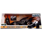 Batman: Batman Forever - Batmobile din metal cu figurină Batman - 1:24