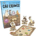 Cat Crimes - Zsivány cicák logikai játék