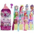 I love VIP Pets: Cățeluș cu coafură fabuloasă - figurină surpriză cu glitter, seria 2