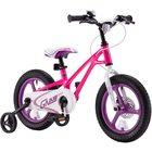 RoyalBaby-Chipmunk: Galaxy Fleet Plus MG gyermekkerékpár, 16-os - rózsaszín