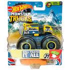 Hot Wheels Monster Trucks: Mașinuță Will Trash It All