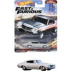 Hot Wheels The Fast and Furious: Mașinuță 70 Chevelle SS