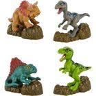 Jurassic World: Micro Collection dinoszaurusz figura - többféle