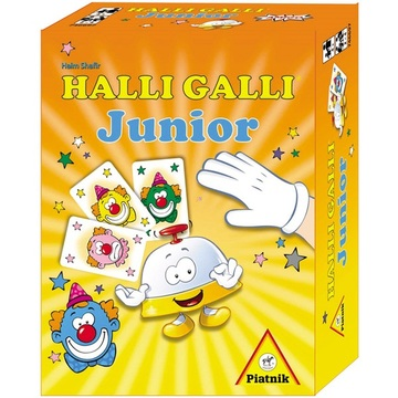 Halli Galli Junior - cu instrucţiuni în lb. maghiară