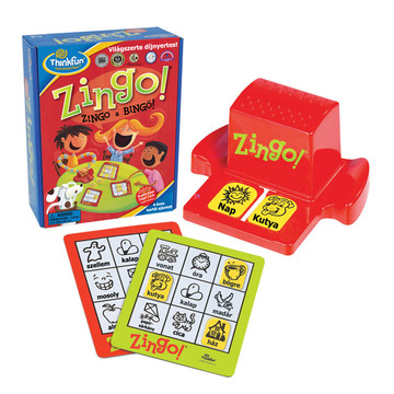 Zingo a bingó! társasjáték - ThinkFun
