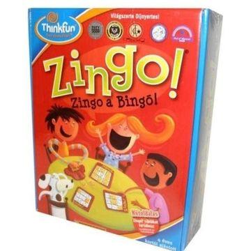 Zingo a bingó! társasjáték - ThinkFun - . kép