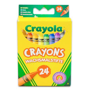 Crayola Zsírkréta készlet 24 db