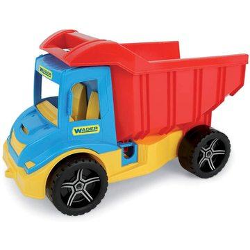 Wader: Multi Truck dömper építőkockákkal, 38 cm - 17 db-os