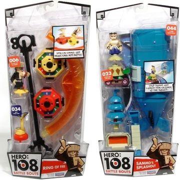 Hero 108: játékszett - többféle