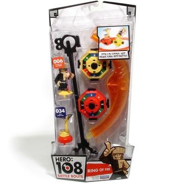 Hero 108: játékszett - többféle - . kép