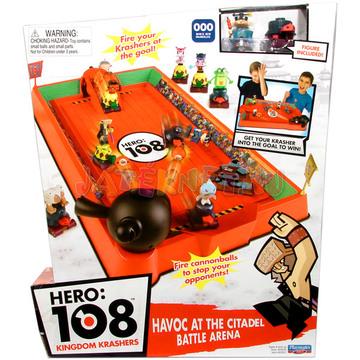 Hero 108: Citadella aréna játékszett - . kép
