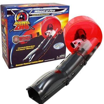 KungZhu ninja tűzkerék