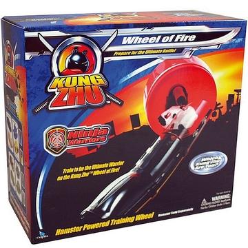 KungZhu ninja tűzkerék - . kép