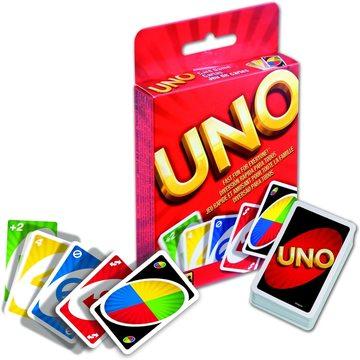 UNO kártya - Gyors móka mindenkinek! - . kép